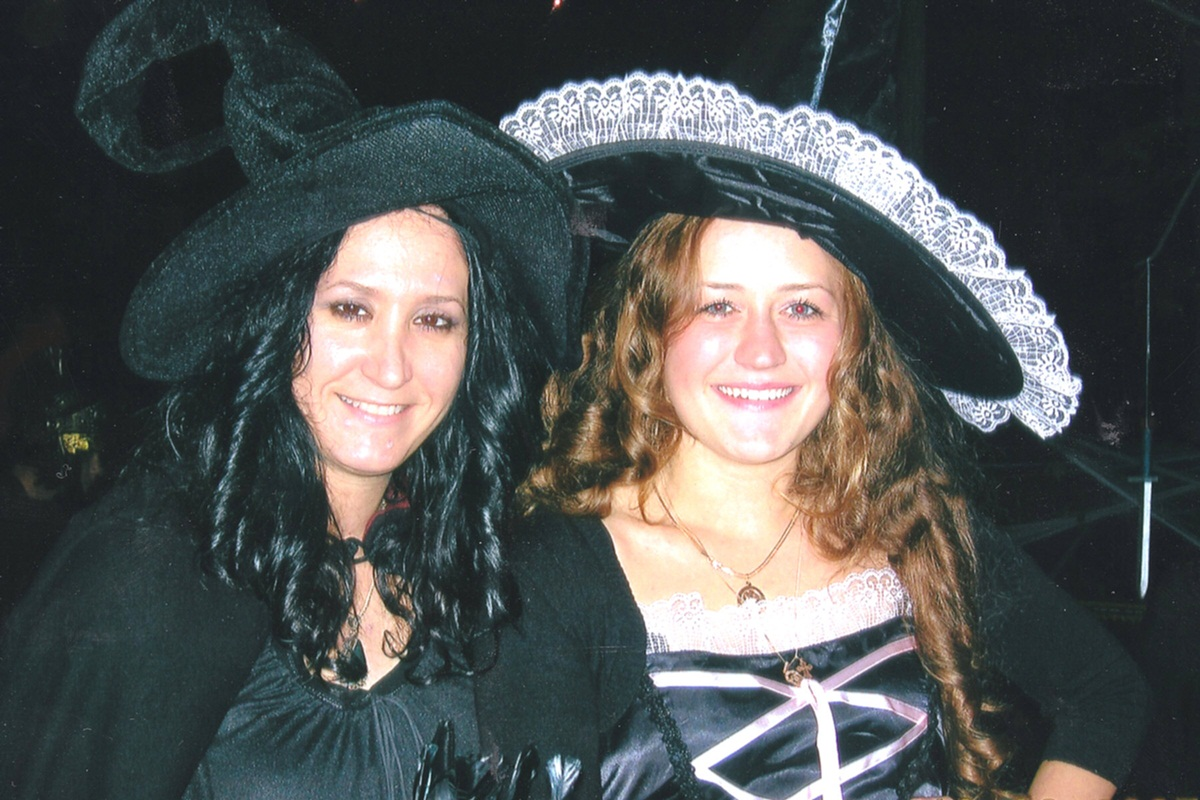 The halloween party of 2007